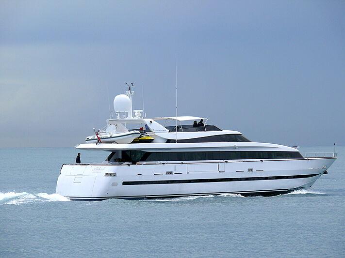 KENAYL II yacht Baglietto