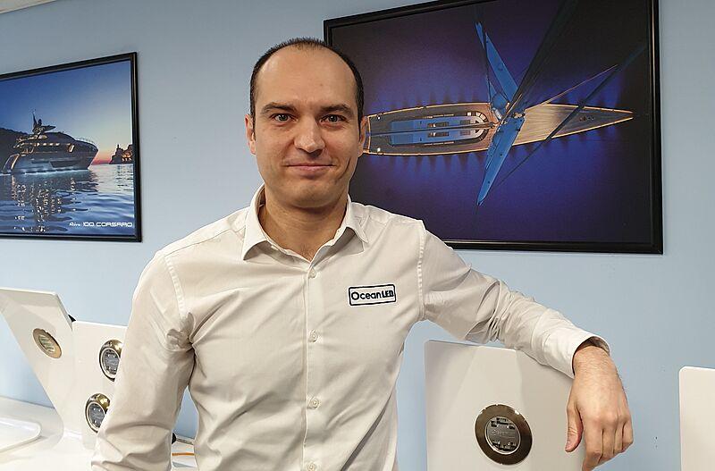 Daniele Todaro, Managing Director, OceanLED