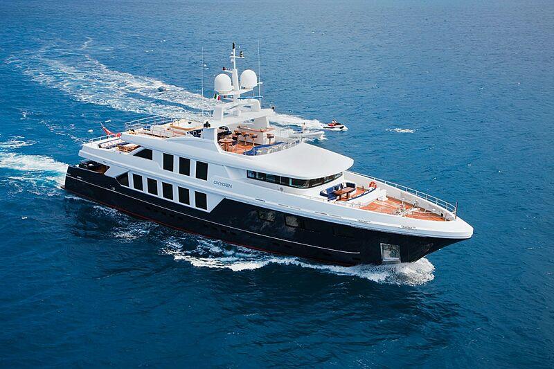 OXYGEN yacht Baglietto