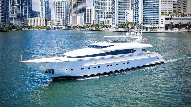 STAMOS BIEN yacht Maiora
