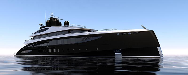 Black Shark exterior rendering