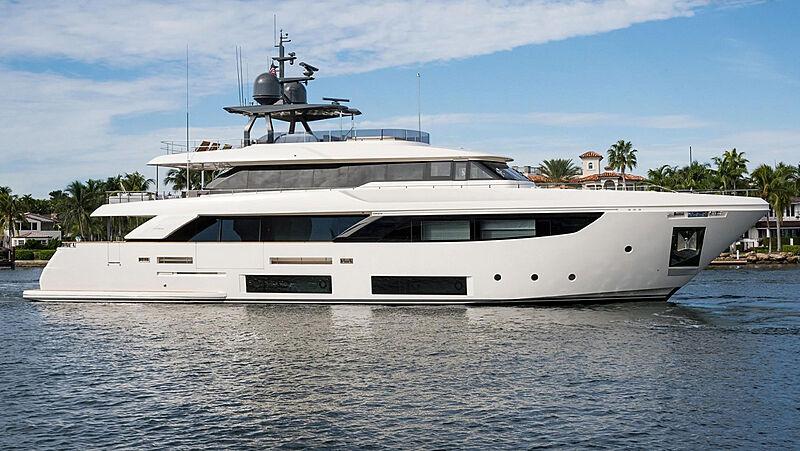 Sogno yacht profile