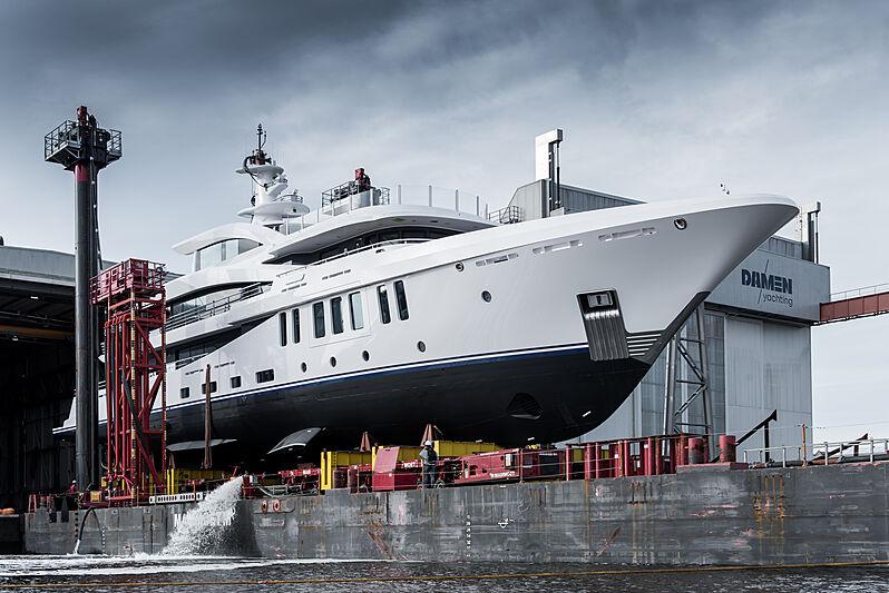 AMELS 200-01 yacht Amels