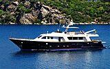 Blue Lady  Yacht C.N. Officine Meccaniche Rossato