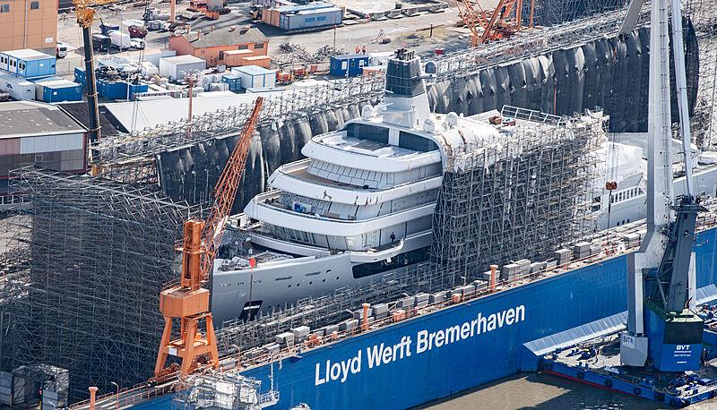 Project Solaris at Lloyd Werft