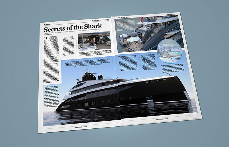 The SuperYacht Times newspaper Issue 36