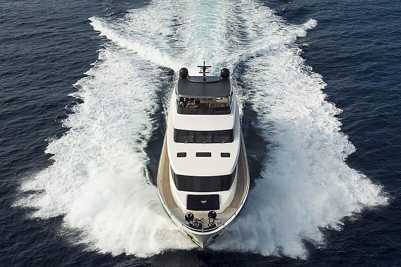 Musha yacht cruising