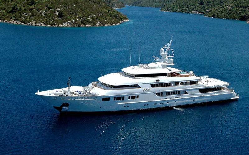 NOMAD yacht Oceanfast