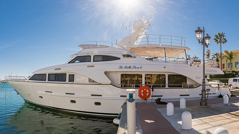 LA BELLA SARA III yacht Benetti