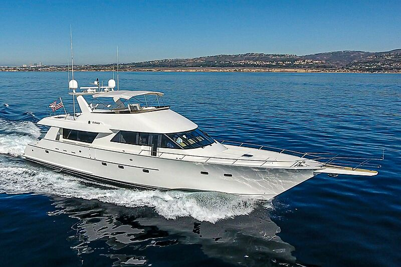 ECHOES yacht Northcoast