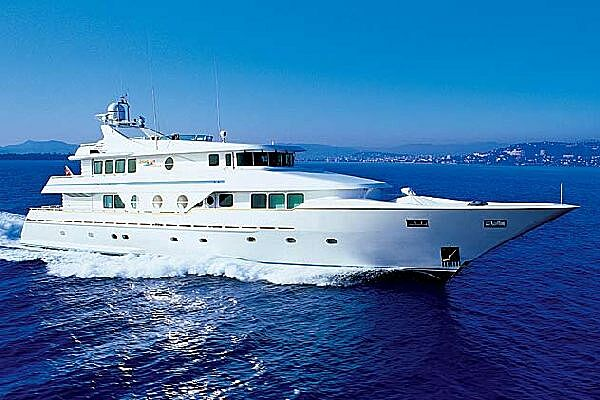 NORTHERN CROSS yacht Marinteknik Verkstads AB