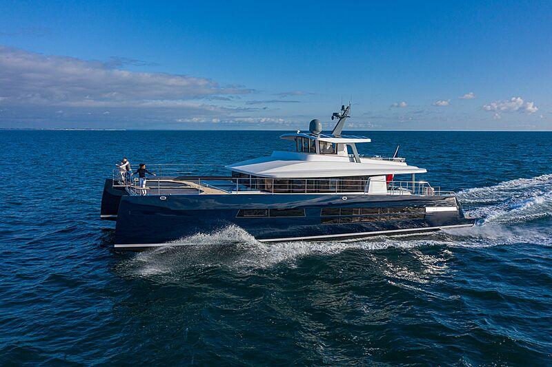 4EVER yacht JFA