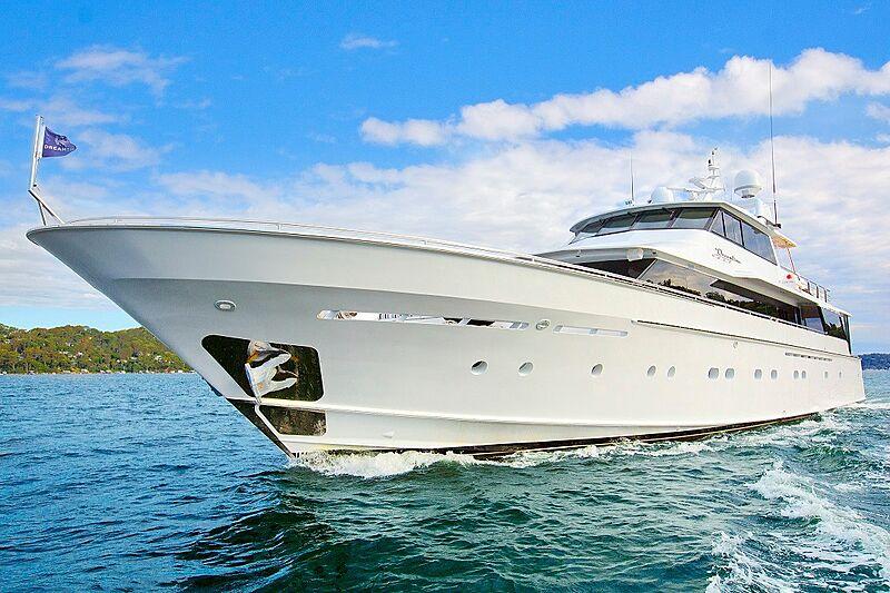 DREAMTIME I yacht Lloyds Ships