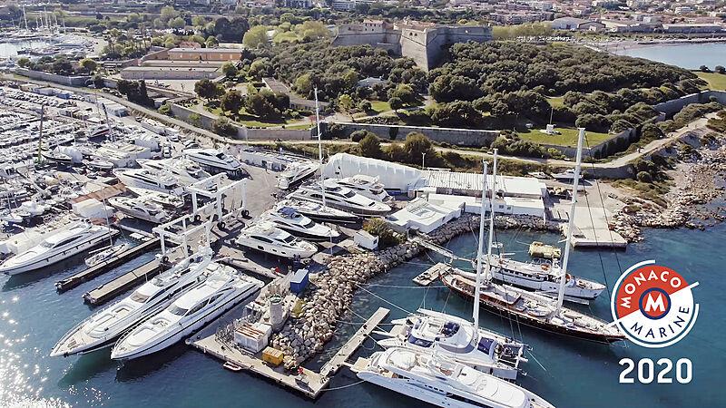 Antibes Shipyard/Chantier Tréhard transformation