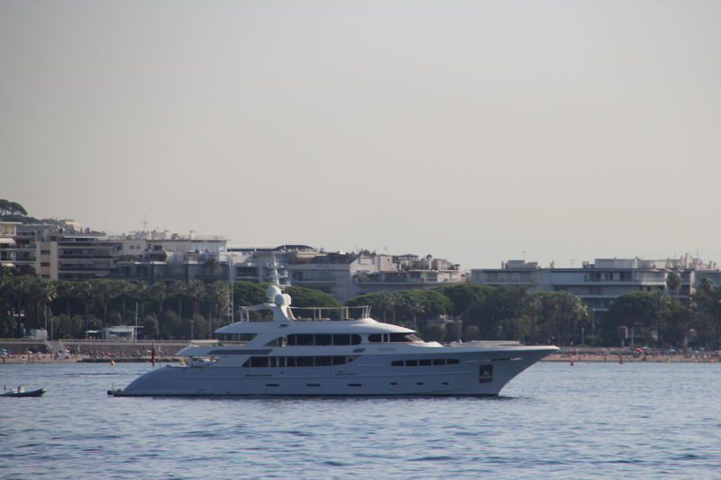 Nassima in Cannes