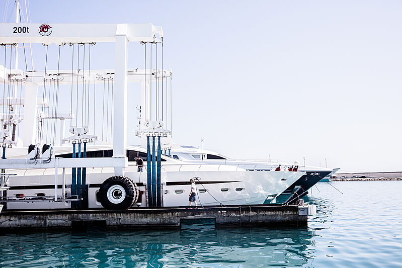 Monaco Marine shipyard marketing