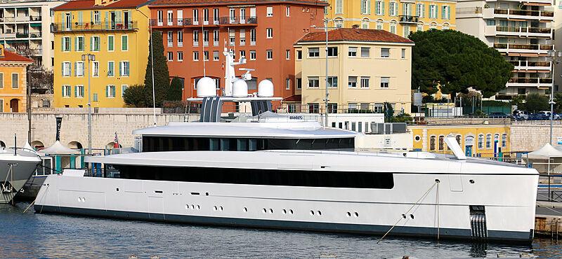 Najiba yacht by Feadship in Nice, France