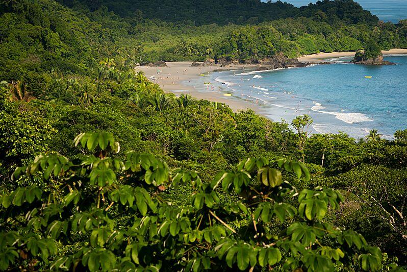 National Park Manuel Antonio