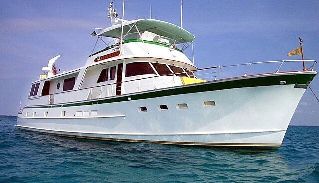 ANTILLES  yacht Burger Boat Company