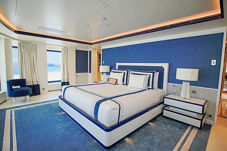 Mimtee yacht stateroom