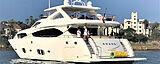 Chaos  Yacht Sunseeker