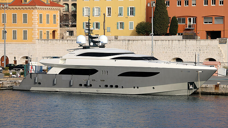 Gems II yacht by Tamsen Yachts in Nice, France