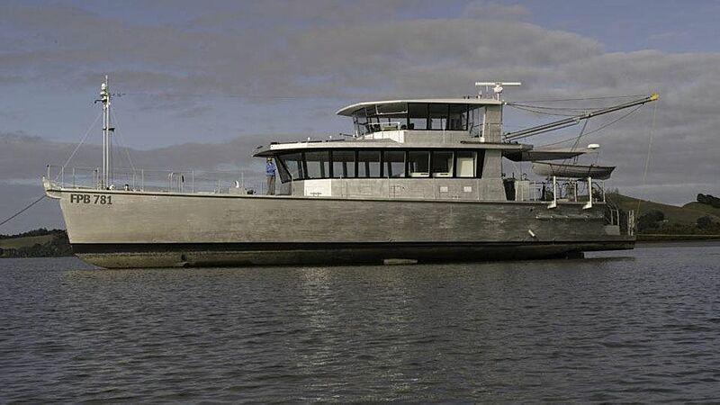 IRON LADY II yacht Circa