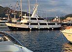 Anna I yacht in Marina Genova