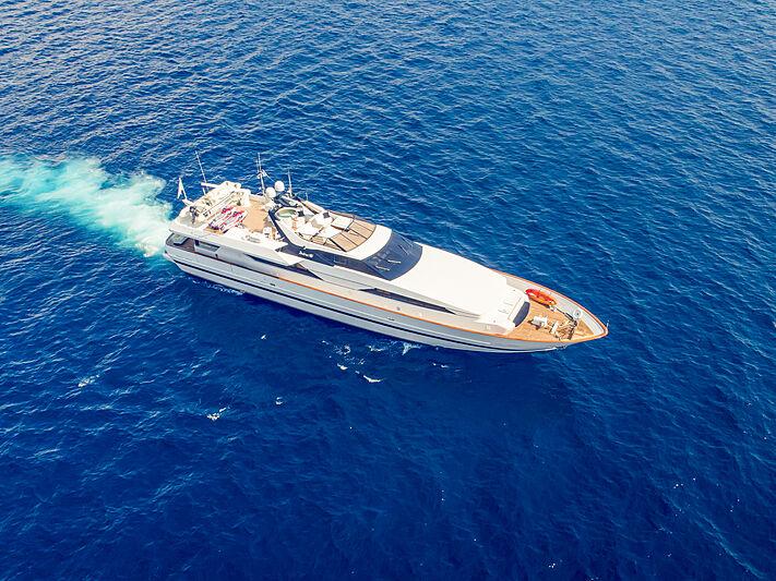 ANDREA  yacht Baglietto