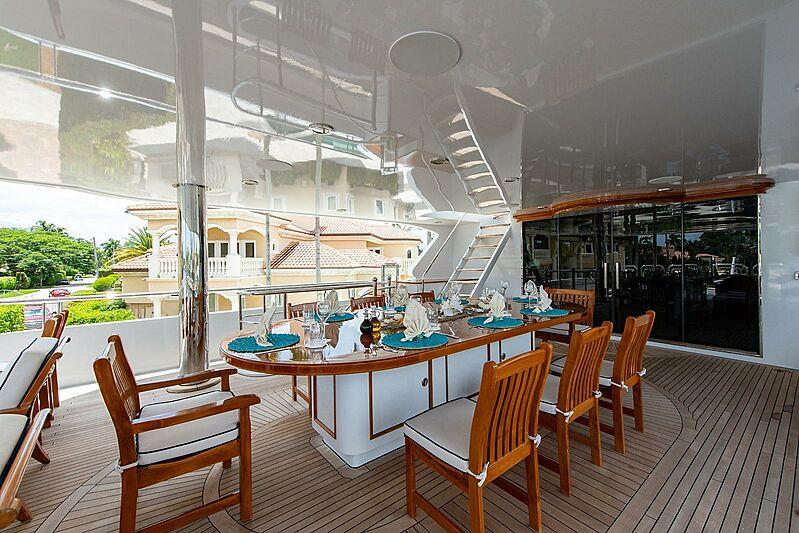 Revive yacht deck