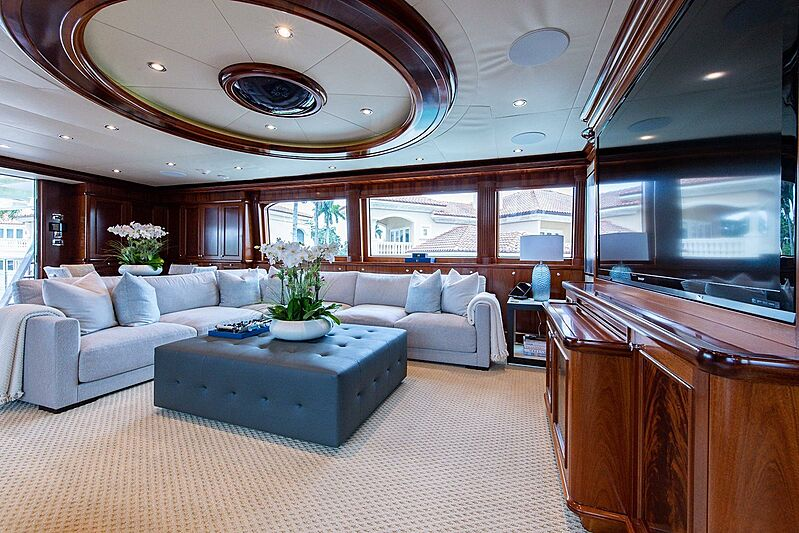 Revive yacht saloon
