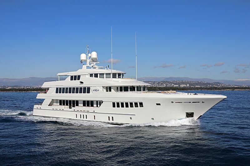MIRGAB VI yacht Hakvoort