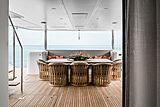 Ruwani yacht deck