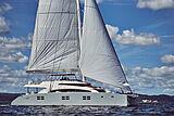 Ruwani yacht sailing