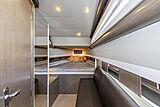 Technohull Omega 47 tender cabin
