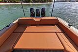 Technohull Omega 47 tender deck