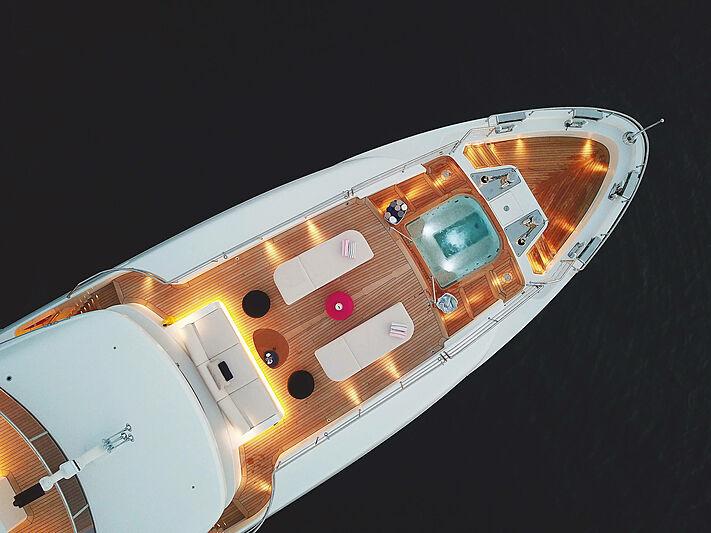 Benetti Delfino 95 yacht exterior design