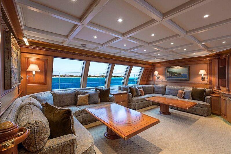 Georgia yacht saloon