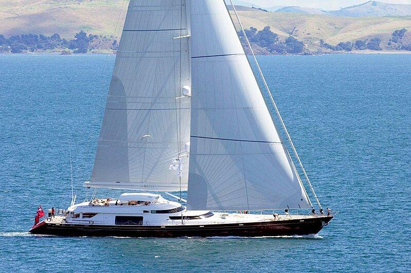 Georgia yacht sailing
