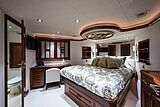 Seahawk yacht stateroom