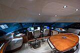 Seahawk yacht wheelhouse