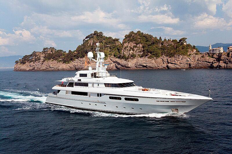 ELENA V yacht Codecasa