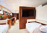 Brazil yacht stateroom
