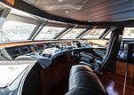 Brazil yacht wheelhouse