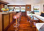 Brazil yacht bar