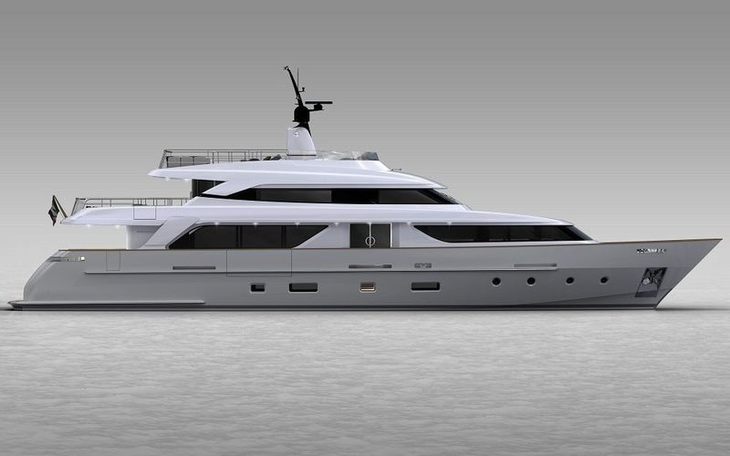 BETTY JANE yacht Sanlorenzo