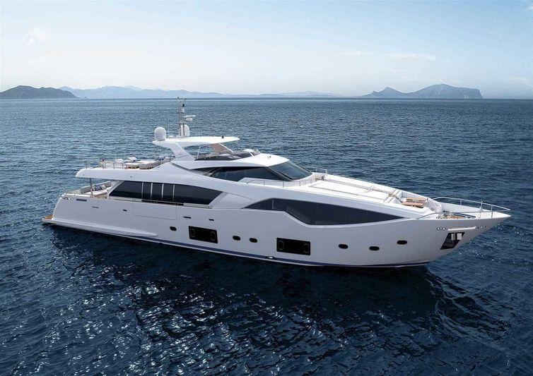 JL108 yacht Custom Line