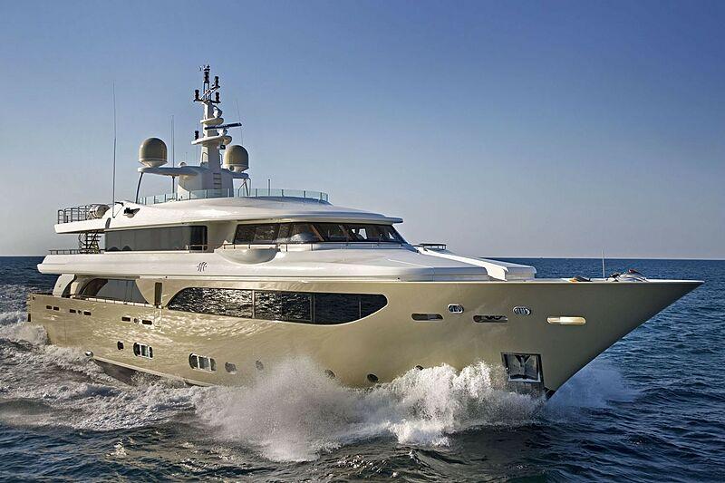 SOFICO yacht CRN