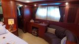 Cutlass Pearl master's cabin