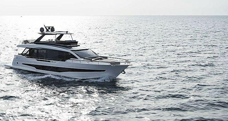 So So Nice yacht cruising